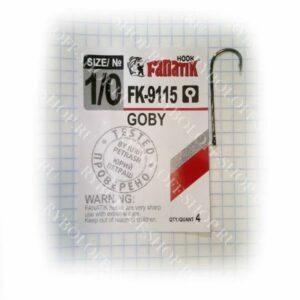 Крючки Фанатик FK9115 Goby с длинным цевьем купить в интернет магазине Ryboloff-shop.ru
