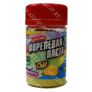Купить форелевую пасту Дунаев Сыр 50 мл Ryboloff-shop.ru