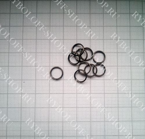 Заводные кольцаØ10 купить в интернет магазине Ryboloff-Shop.ru