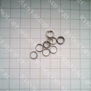 Купить кольца заводные Ø7 в интернет магазине Ryboloff-Shop.ru